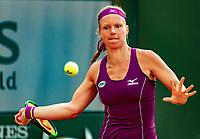 Paris, France, 02 June, 2018, Tennis, French Open, Roland Garros, Kiki Bertens (NED)<br /> Photo: Henk Koster/tennisimages.com