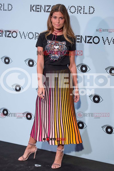 Coral Simanovich attends to the photocall of Kenzo Summer Party at Royal Theater in Madrid, Spain September 06, 2017. (ALTERPHOTOS/Borja B.Hojas) /NortePhoto.com