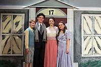 Mary Poppins Costume & Cast Photos