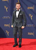 09 September 2018 - Los Angeles, California - Travis Wall. 2018 Creative Arts Emmy Awards - Arrivals held at Microsoft Theater. <br /> CAP/ADM/BT<br /> &copy;BT/ADM/Capital Pictures