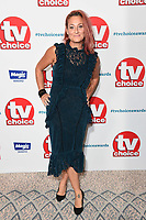 LONDON, UK. September 10, 2018: Luyisa Bradshawe White at the TV Choice Awards 2018 at the Dorchester Hotel, London.<br /> Picture: Steve Vas/Featureflash