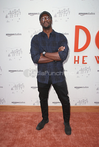 LOS ANGELES, CA - JULY 11: Aldis Hodge, at the premier of Don't Worry, He Won't Get Far On Foot on July 11, 2018 at The Arclight Hollywood in Los Angeles, California. Credit: Faye Sadou/MediaPunch
