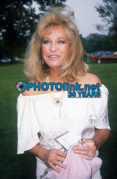 Joan Kennedy 1985<br /> Photo By Adam Scull/PHOTOlink.net