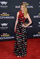 Lydia Hearst at the premiere for &quot;Thor: Ragnarok&quot; at the El Capitan Theatre, Los Angeles, USA 10 October  2017<br /> Picture: Paul Smith/Featureflash/SilverHub 0208 004 5359 sales@silverhubmedia.com
