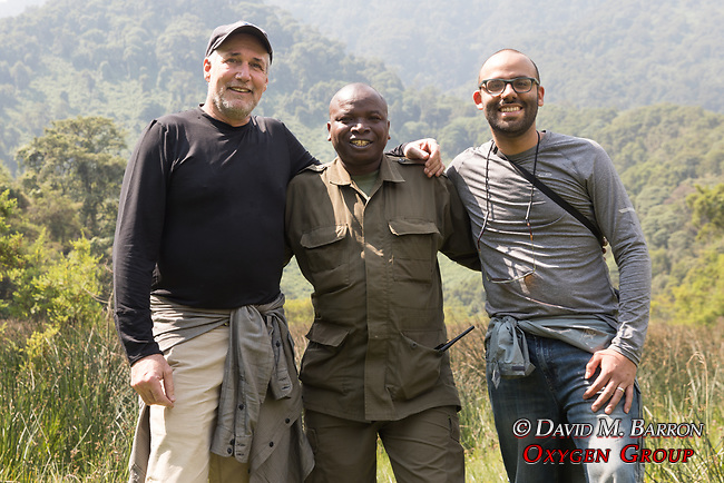 David, Oliver & Ruben