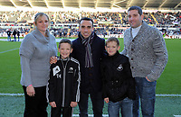 Saturday, 08 December 2012<br /> Pictured: Leon Britton<br /> Re: Barclays Premier League, Swansea City FC v Norwich City at the Liberty Stadium, south Wales.