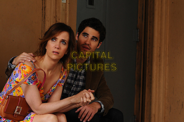 KRISTEN WIIG, DARREN CRISS<br /> in Girl Most Likely (2012) <br /> *Filmstill - Editorial Use Only*<br /> CAP/FB<br /> Supplied by Capital Pictures
