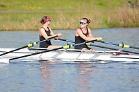 Race: 101  Event: W Challenge 2x  Final<br /> <br /> Wallingford Regatta 2018<br /> <br /> To purchase this photo, or to see pricing information for Prints and Downloads, click the blue 'Add to Cart' button at the top-right of the page.