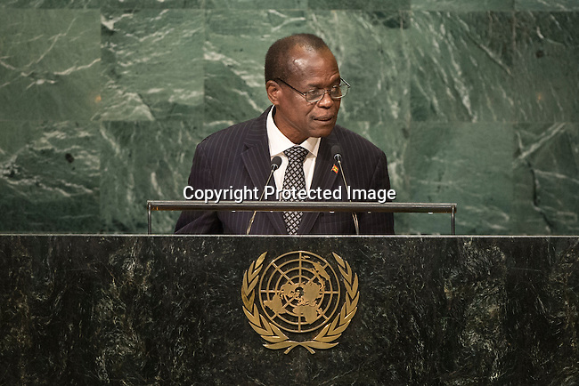 Grenada<br /> H.E. Mr. Elvin Nimrod<br /> Minister for Foreign Affairs<br /> <br /> <br /> General Assembly Seventy-first session 20th plenary meeting<br /> <br /> General Debate