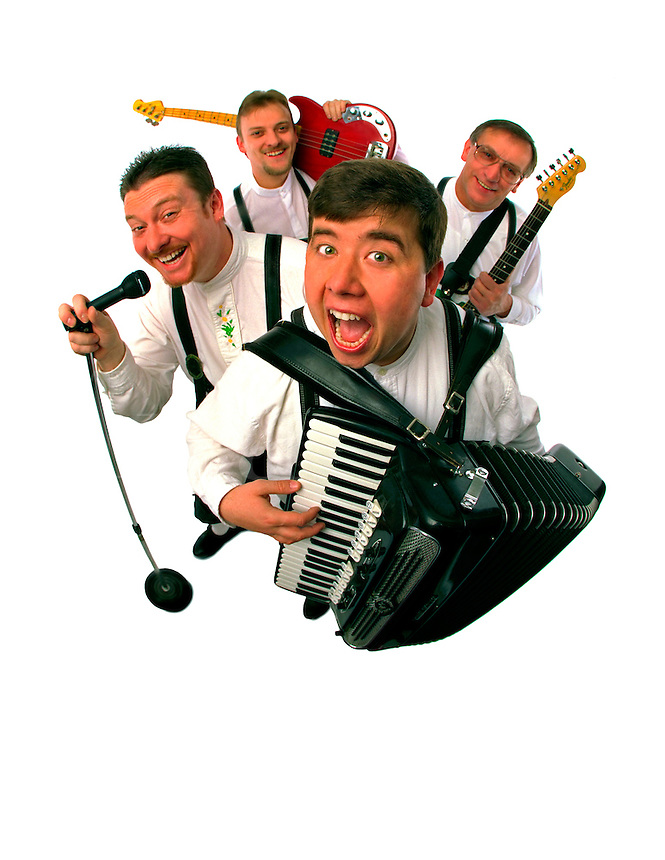 Polka band. United States.