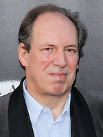 HOLLYWOOD, LOS ANGELES, CA, USA - OCTOBER 26: Hans Zimmer arrives at the Los Angeles Premiere Of Paramount Pictures' 'Interstellar' held at the TCL Chinese Theatre on October 26, 2014 in Hollywood, Los Angeles, California, United States. (Photo by Celebrity Monitor)