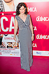 "Silvia Marso attends the premiere of the film ""Solo Química"" at Palafox Cinema in Madrid, Spain. July 14, 2015.<br />  (ALTERPHOTOS/BorjaB.Hojas)"
