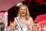 The Meath Rose, Elysha Brennan being announced the 2015 Rose of Tralee at the Tuesday night selection at the dome, Tralee.