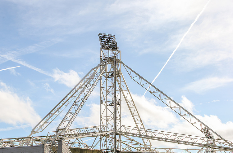 A general view of Deepdale Stadium, home of Preston North End FC<br /> <br /> Photographer Alex Dodd/CameraSport<br /> <br /> The EFL Sky Bet Championship - Preston North End v Nottingham Forest - Saturday 16th February 2019 - Deepdale Stadium - Preston<br /> <br /> World Copyright © 2019 CameraSport. All rights reserved. 43 Linden Ave. Countesthorpe. Leicester. England. LE8 5PG - Tel: +44 (0) 116 277 4147 - admin@camerasport.com - www.camerasport.com
