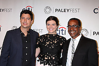 Ken Marino, Casey Wilson, Tim Meadows<br /> Paley Center For Media's PaleyFest 2014 Fall TV Previews - NBC, Paley Center for Media, Beverly Hills, CA 09-10-14<br /> David Edwards/DailyCeleb.com 818-249-4998