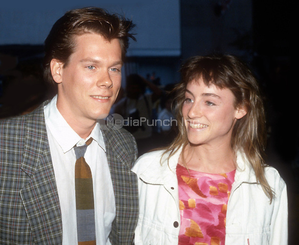 #KevinBacon #TracyPollan 1986<br /> Photo by John Barrett/PHOTOlink.net / MediaPunch