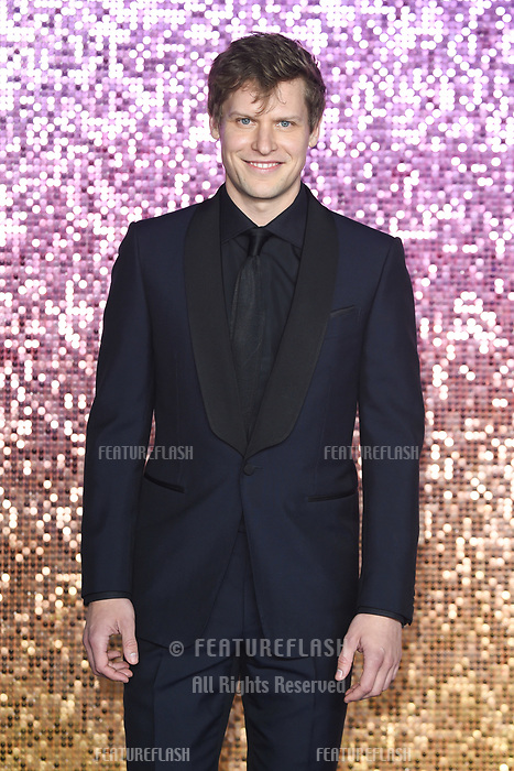 LONDON, UK. October 23, 2018: Max Bennett at the world premiere of &quot;Bohemian Rhapsody&quot; at Wembley Arena, London.<br /> Picture: Steve Vas/Featureflash