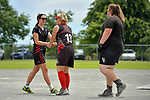 NELSON, NEW ZEALAND - DECEMBER 12: Club Softball at Saxton, Nelson, New Zealand. Saturday 12th December 2019. (Photos by Barry Whitnall/Shuttersport Limited)
