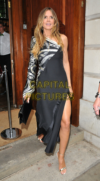Heidi Klum at the Heidi Klum birthday &amp; book launch party, Maison Assouline, Piccadilly, London, England, UK, on Saturday 27 May 2017.<br /> CAP/CAN<br /> &copy;CAN/Capital Pictures
