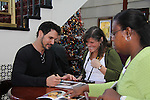 Young & Restless Don Diamont and fans at the Soapstar Spectacular starring actors from OLTL, Y&R, B&B and ex ATWT & GL on November 20, 2010 at the Myrtle Beach Convention Center, Myrtle Beach, South Carolina. (Photo by Sue Coflin/Max Photos)