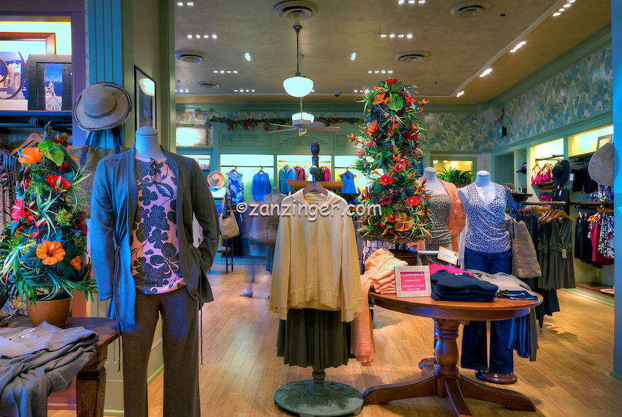 Tommy Bahama's, Specialty Clothing, El Paseo Drive, The Gardens, Palm Desert, CA,  Boutique; famous; retailers;