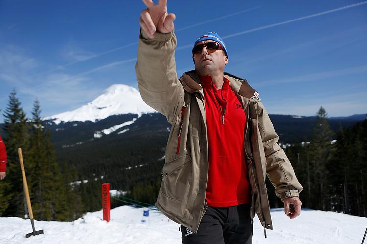 Mt Hood Oregon Ski Bowl Erik Kellar Photography