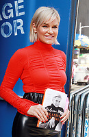 NEW YORK, NY - SEPTEMBER 11: Yolanda Hadid at Good Morning America promoting her new book Believe Me: My Battle with the Invisible Disability of Lyme Disease in New York City on September 11, 2017. <br /> CAP/MPI/RW<br /> &copy;RW/MPI/Capital Pictures