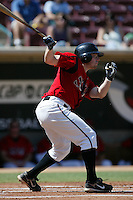 September 1 2008: Eric Sogard of the Lake Elsinore Storm during game against the High Desert Mavericks at The Diamond in Lake Elsinore,CA.  Photo by Larry Goren/Four Seam Images