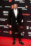 Eduardo Casanova attends to the cocktail presentation of the XIX Malaga Film Festival at Circulo de Bellas Artes in Madrid. April 06, 2016. (ALTERPHOTOS/Borja B.Hojas)