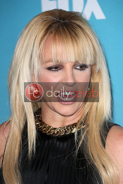"""Britney Spears<br /> at the """"The X Factor"""" Season Finale News Conference, CBS Televison City, Los Angeles, CA 12-17-12<br /> David Edwards/DailyCeleb.com 818-249-4998"""