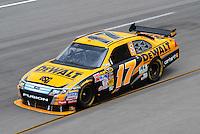May 1, 2009; Richmond, VA, USA; NASCAR Sprint Cup Series driver Matt Kenseth during practice for the Russ Friedman 400 at the Richmond International Raceway. Mandatory Credit: Mark J. Rebilas-