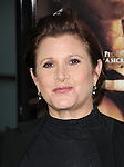 Carrie Fisher at The Summit Entertainment's Premiere of Sorority Row held at The Arclight Theatre in Hollywood, California on September 03,2009                                                                   Copyright 2009 DVS / RockinExposures