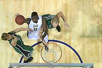 2014 MSU Bobcats vs UND (basketball)