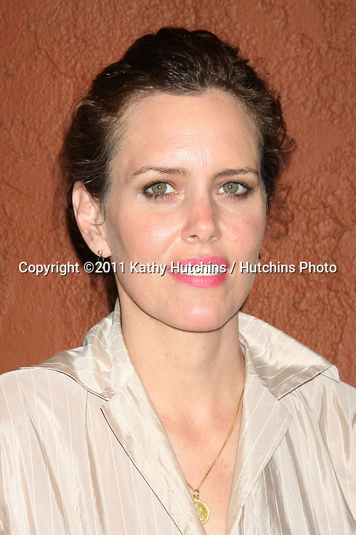 """LOS ANGELES - SEP 6:  Ione Skye arriving at the """"Tanner Hall"""" Screening at the Vista Theater on September 6, 2011 in Los Angeles, CA"""