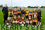 Enjoying the U11 Garda Carmel O'Connor Memorial blitz at Na Gaeil GAA were Austin Stacks