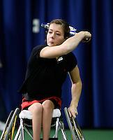 17-11-07, Netherlands, Amsterdam, Wheelchairtennis Masters 2007, Sevenans
