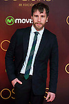 Bernabe Fernandez attends to the photocall before the cocktail of the night of the Oscar of Movistar+ at Gran Teatro Principe Pio in Madrid. February 28, 2016. (ALTERPHOTOS/BorjaB.Hojas)
