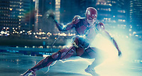 Justice League (2017) <br /> Ezra Miller<br /> *Filmstill - Editorial Use Only*<br /> CAP/FB<br /> Image supplied by Capital Pictures