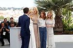 Collin Farrel, Elle Fanning, Nicole Kidman, Kirsten Dunst, Sophia Coppola