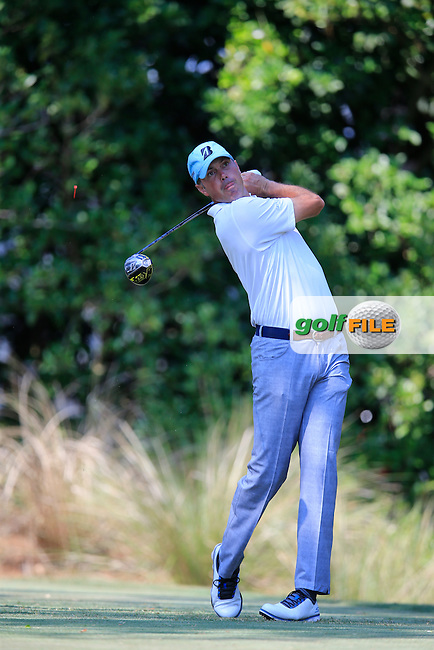 Matt Kuchar (USA) during round 1of the Players, TPC Sawgrass, Championship Way, Ponte Vedra Beach, FL 32082, USA. 12/05/2016.<br /> Picture: Golffile | Fran Caffrey<br /> <br /> <br /> All photo usage must carry mandatory copyright credit (&copy; Golffile | Fran Caffrey)