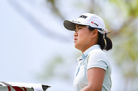 SINGAPORE - FEBRUARY 01: Nasa Hataoka of Japan walking-up the 6th tee during the second round of the HSBC Women's World Championship 2019 at Sentosa Golf Club - Tanjong Course, Singapore on March 01, 2019.<br /> .<br /> .<br /> .<br /> (Photo by: Naratip Golf Srisupab/SEALs Sports Images)<br /> .<br /> Any image use must include a mandatory credit line adjacent to the content which should read: Naratip Golf Srisupab/SEALs Sports Images