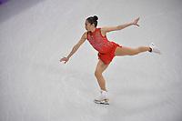 OLYMPIC GAMES: PYEONGCHANG: 12-02-2018, Gangneung Ice Arena, Figure Skating, Mirai Nagasu (USA), ©photo Martin de Jong