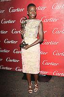 Lupita Nyong'o<br /> at the 25th Annual Palm Springs International Film Festival Backstage, Palm Springs Convention Center, Palm Springs, CA 01-04-14<br /> David Edwards/DailyCeleb.Com 818-249-4998