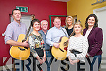 "Abbeyfeale Arts Assembly: ""The Misfits"" who took part in the ""In the Mood... & All That Jazz"" concert at the Glorach Theatre, Abbeyfeale on Friday night last. L - R : Mick O'Donnell, Anne Marie O'Keeffe, Dee Dennison, Gary O'Keeffe, Ester O'Connell, Orla Dennison & Noreen Cotter."