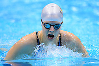 PICTURE BY ALEX BROADWAY /SWPIX.COM - 2012 London Paralympic Games - Day Ten - Swimming, Aquatic Centre, Olympic Park, London, England - 08/09/12 - Daniela Schulte of Germany competes in the Women's 200m Individual Medley SM11 Heats.