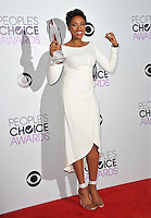 Jennifer Hudson in the pressroom at the 2014 People's Choice Awards at the Nokia Theatre, LA Live.<br /> January 8, 2014  Los Angeles, CA<br /> Picture: Paul Smith / Featureflash