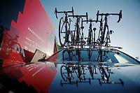2013 Giro d'Italia.stage 10..roofrack