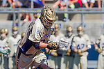 Costa Mesa, CA 03/08/14 - Liam O'Connor (Notre Dame #31) in action during the Notre Dame Irish and Denver Pioneers NCAA Men's lacrosse game at LeBard Stadium in Costa Mesa, California as part of the 2014 Pacific Coast Shootout.  Denver defeated Notre Dame 10-7 in front of a crowd of over 5800 spectators.