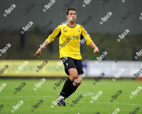 2011-07-19 / Voetbal / seizoen 2011-2012 / Berchem Sport / Jelle de Wilde..Foto: mpics
