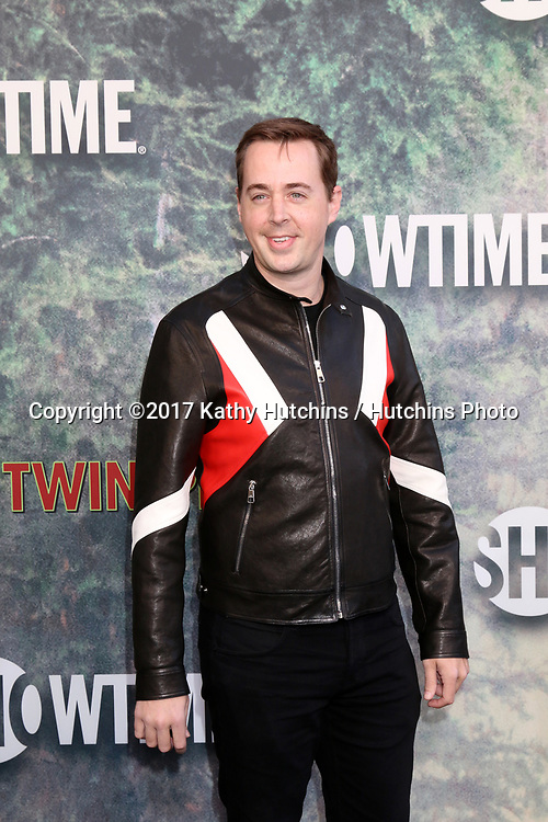 "LOS ANGELES - MAY 19:  Sean Murray at the ""Twin Peaks"" Premiere Screening at The Theater at Ace Hotel on May 19, 2017 in Los Angeles, CA"